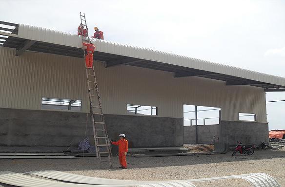Tìm hiểu về dự án nhà máy thủy sản Nutreco Long An